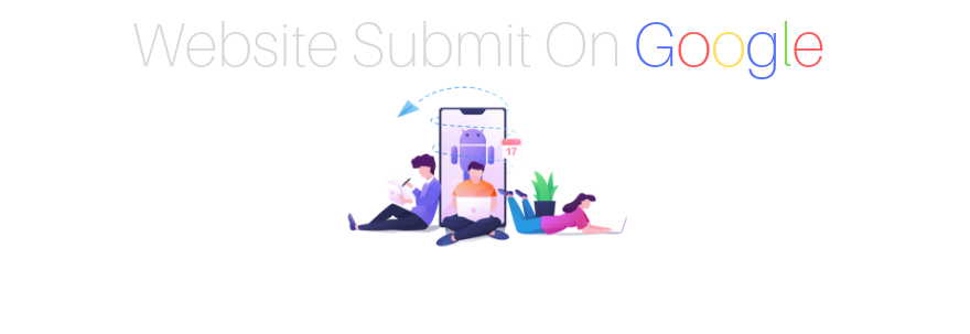 website submit on google